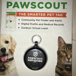Pawscout Pet Finder NEW